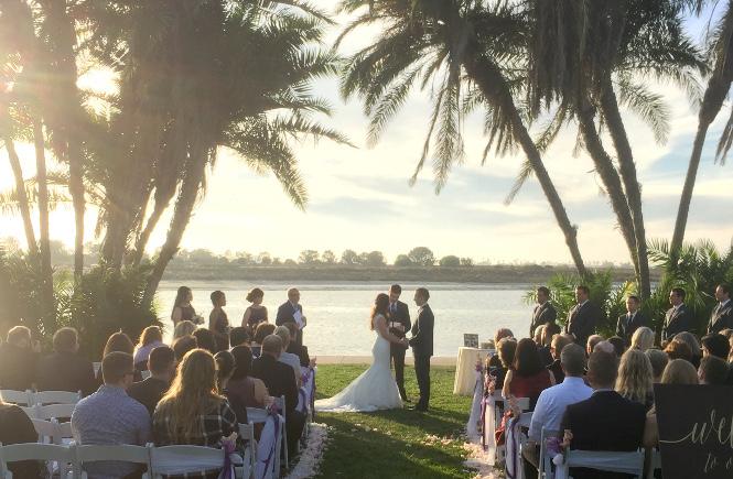 A Ceremony at Hilton Resort & Spa